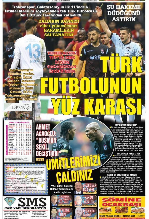 Trabzon medyası ateş püskürdü: Evine götürdüğün ekmek haram olsun - Sayfa 4