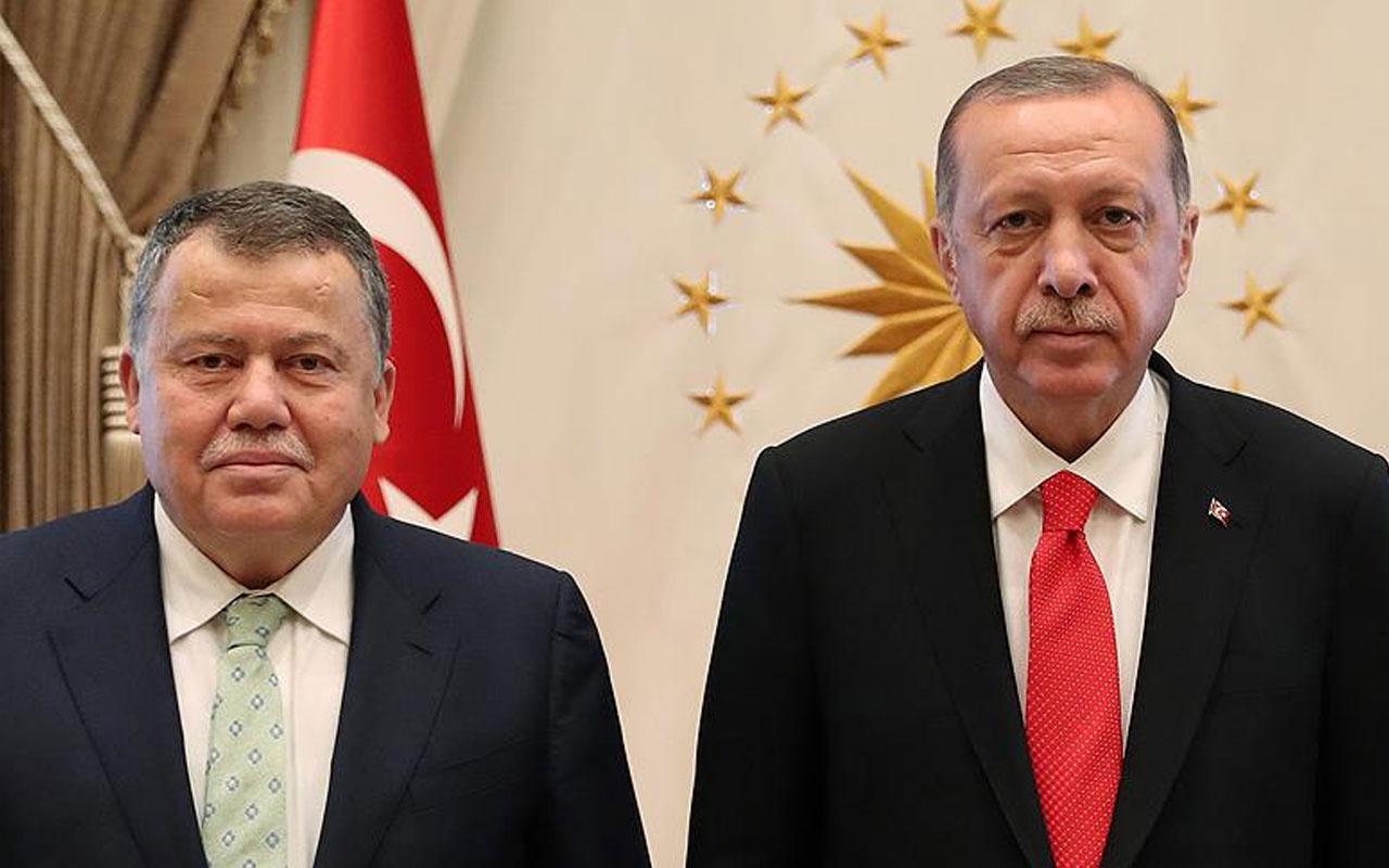 Erdoğan'dan Cirit'e tebrik