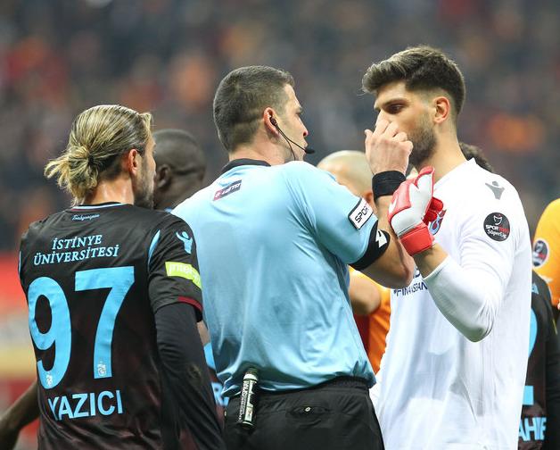 MHK Başkanı Yusuf Namoğlu: O penaltı verilmez mi? - Sayfa 1