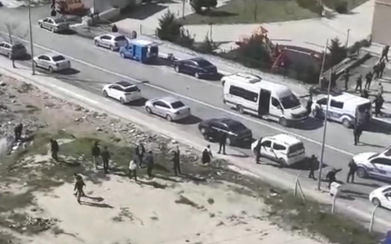 Mardin'de silahlı kavga: Yaralılar var!
