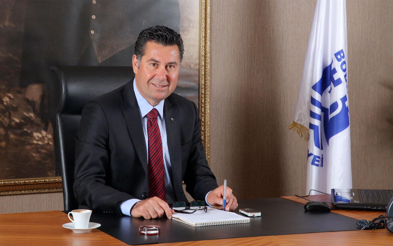 CHP'li Bodrum Belediye Başkanı Mehmet Kocadon istifa etti! O partiden aday olacak
