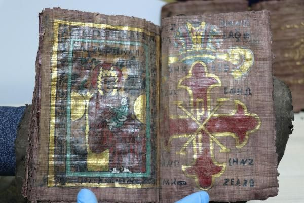 Denizli'de bulunan Hz İsa kitaplarına paha biçilemiyor! - Sayfa 4