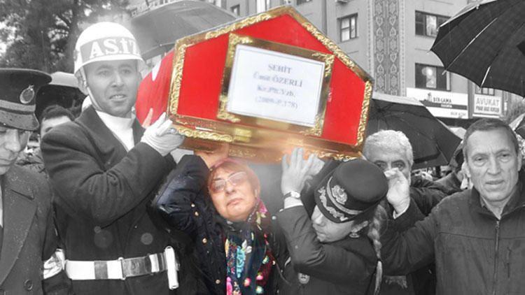 Şehit Pilot Yüzbaşı Özerli, İzmir'de gözyaşlarıyla uğurlandı - Sayfa 4