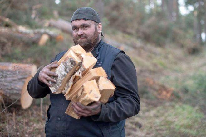 Trilyonları vardı şimdi odunculuk yapıyor 1 lokma ekmeğe muhtaç - Sayfa 8