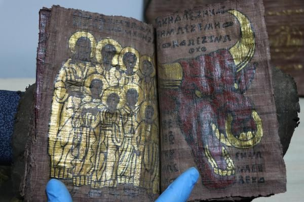 Denizli'de bulunan Hz İsa kitaplarına paha biçilemiyor! - Sayfa 3