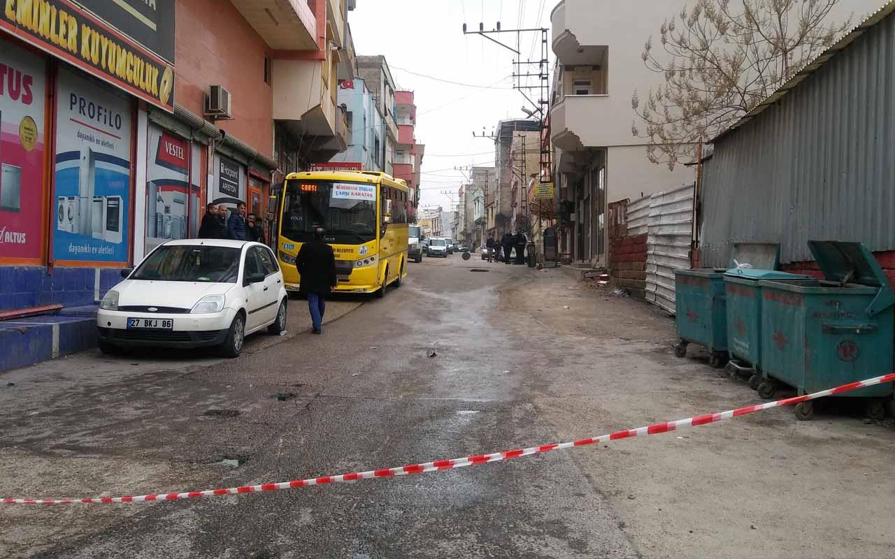 Gaziantep'te metan gazı bomba gibi patladı: 3 yaralı