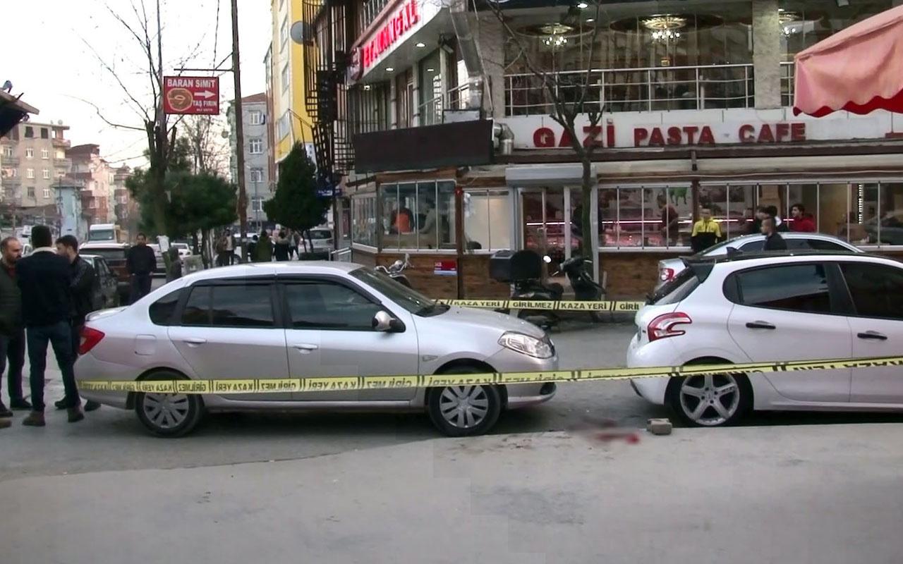 İstanbul Sultangazi'de silahlı kavga: 2 yaralı