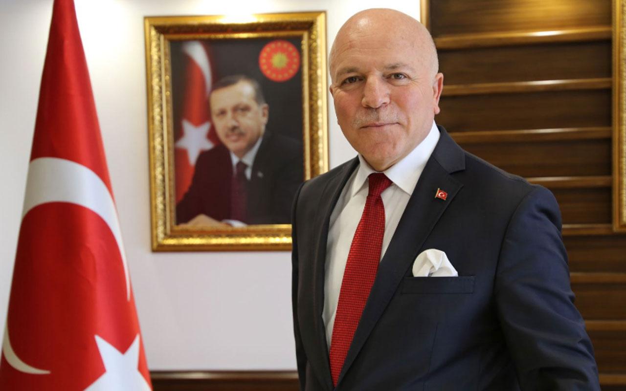 Erzurum Büyükşehir Belediye Başkanı Mehmet Sekmen kimdir hangi partiden