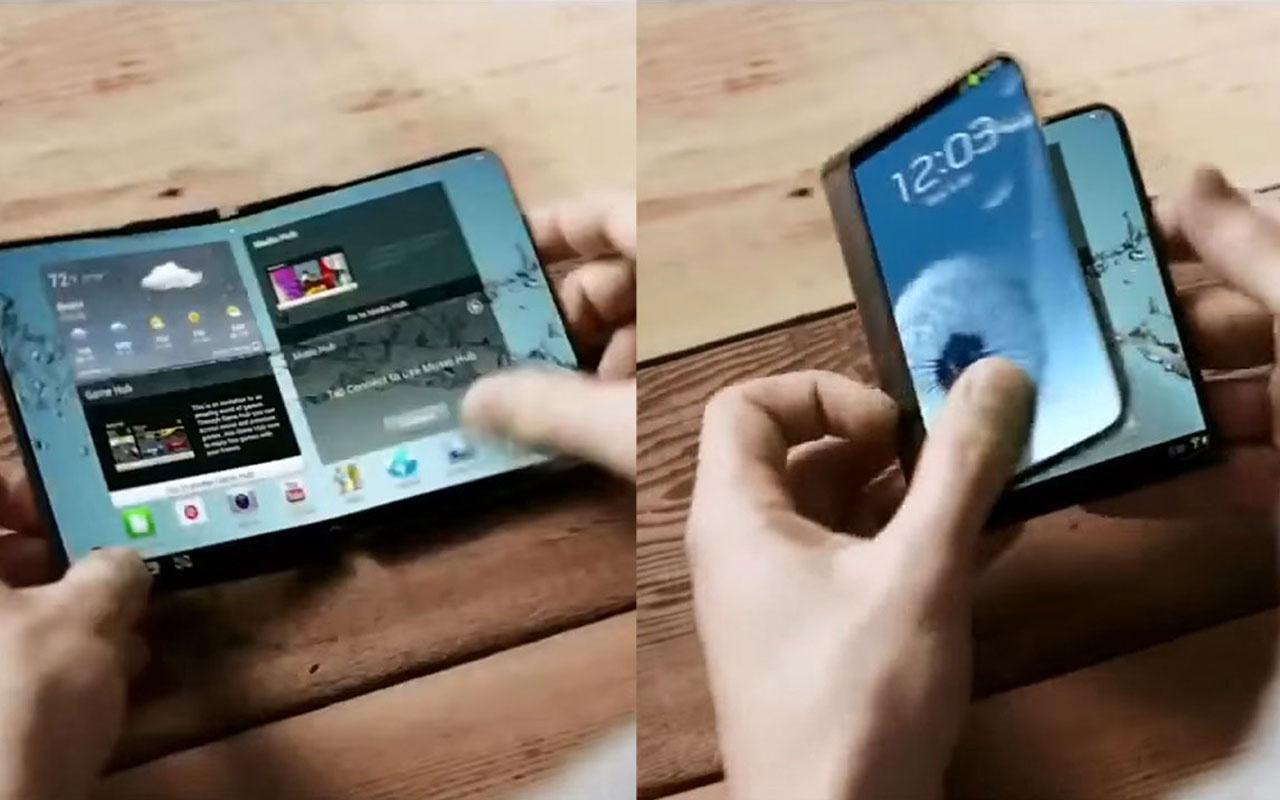Ve tarihi belli oldu! İşte Samsung''un katlanabilir telefonunun tanıtılacağı tarih