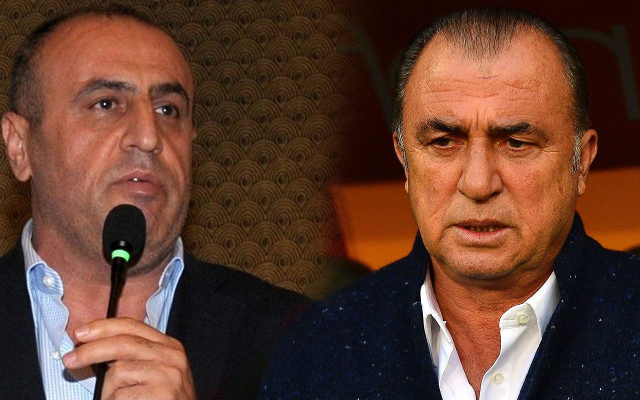 Selahattin Aydoğdu'ya hapis şoku! Fatih Terim'e hakaretten yargılanıyordu