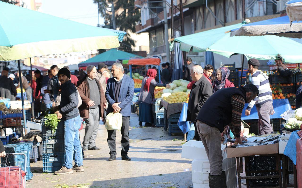 İstanbul'un hangi ilçelerinde tanzim satış yerleri var hangi sebze/meyveler var?