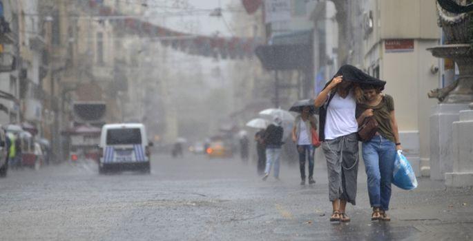 Meteoroloji'den sağanak yağmur ve fırtına uyarısı! Aman dikkat - Sayfa 2