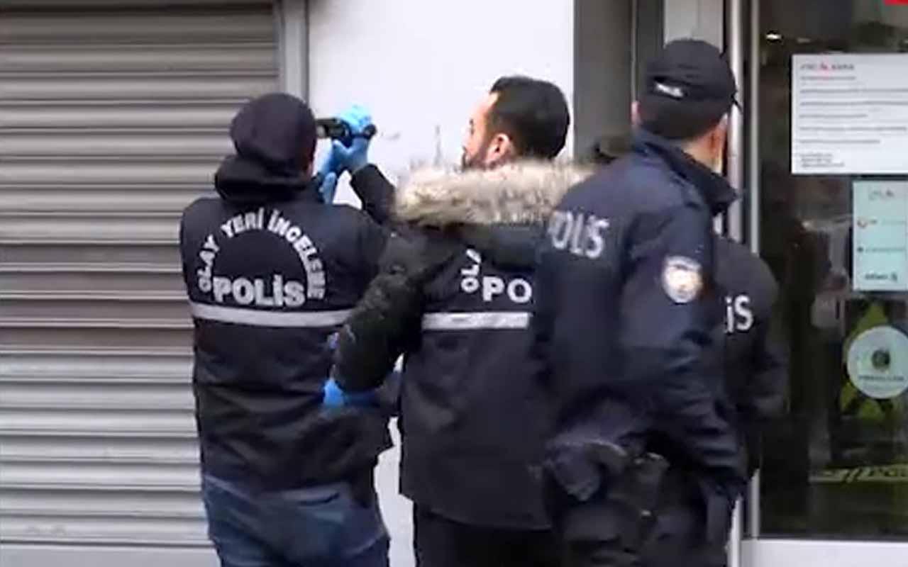İstanbul Kağıthane'de banka müdürüne silahlı saldırı!