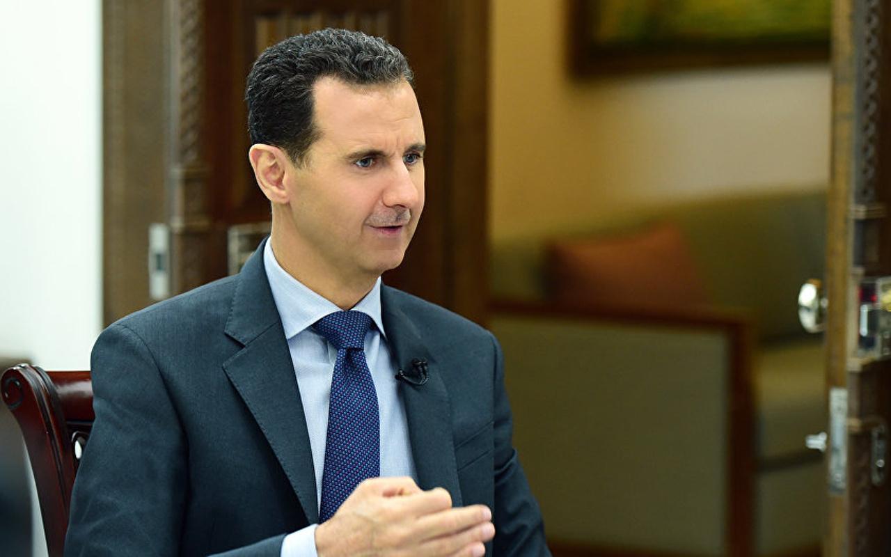 Esad'tan YPG'nin elindeki Rakka'ya askeri operasyon Rusya da destek verdi