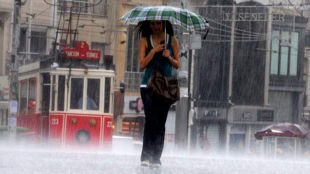 Meteoroloji'den sağanak yağmur ve fırtına uyarısı! Aman dikkat - Sayfa 4