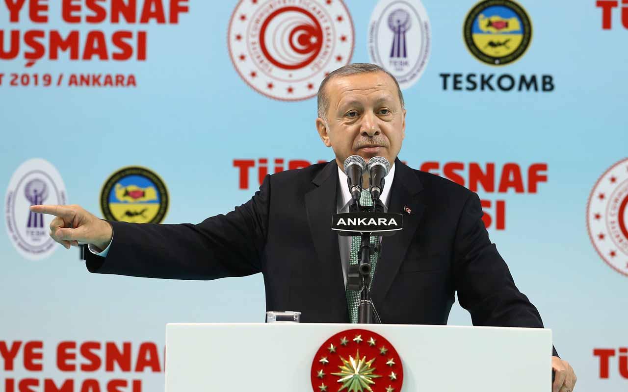 """Erdoğan: """"Bizim derdimiz vatandaşımıza ucuz ürün satabilmektir"""""""