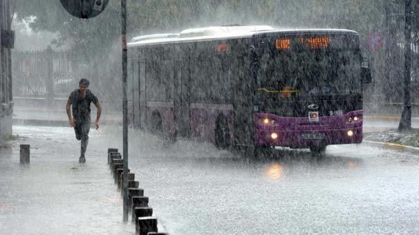 Meteoroloji'den sağanak yağmur ve fırtına uyarısı! Aman dikkat - Sayfa 6