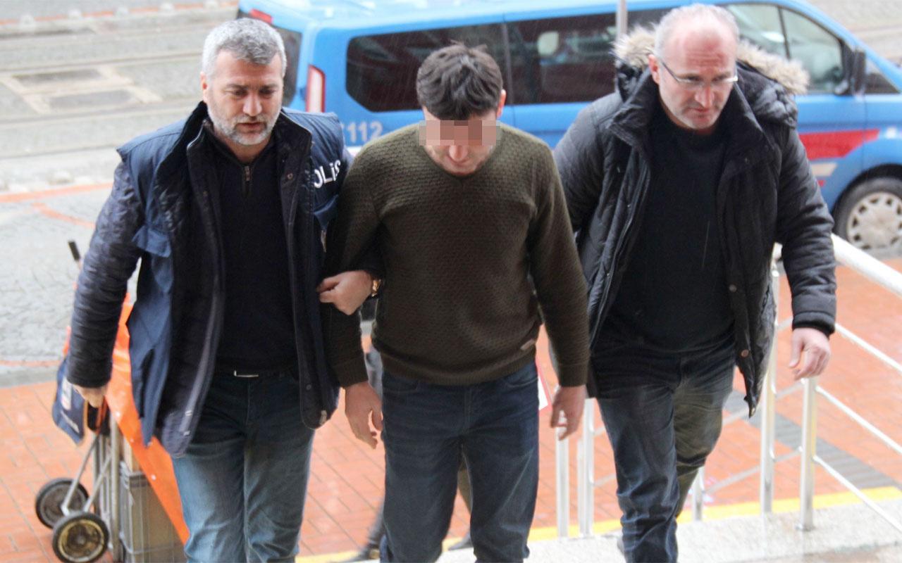 Kocaeli'de sapık yakalandı kadınlara cinsel organını gösteriyordu
