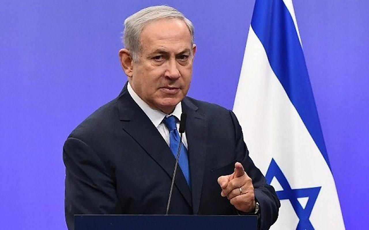 Binyamin Netanyahu resmen itiraf etti:! Arkasında biz varız