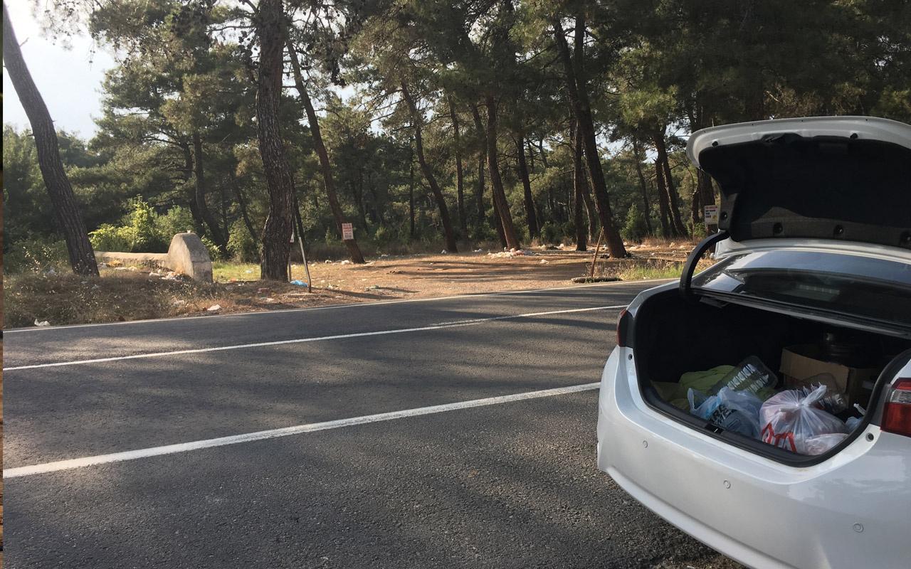 Arabadan çöp atana kaç para ceza verilir 2019 trafik cezaları