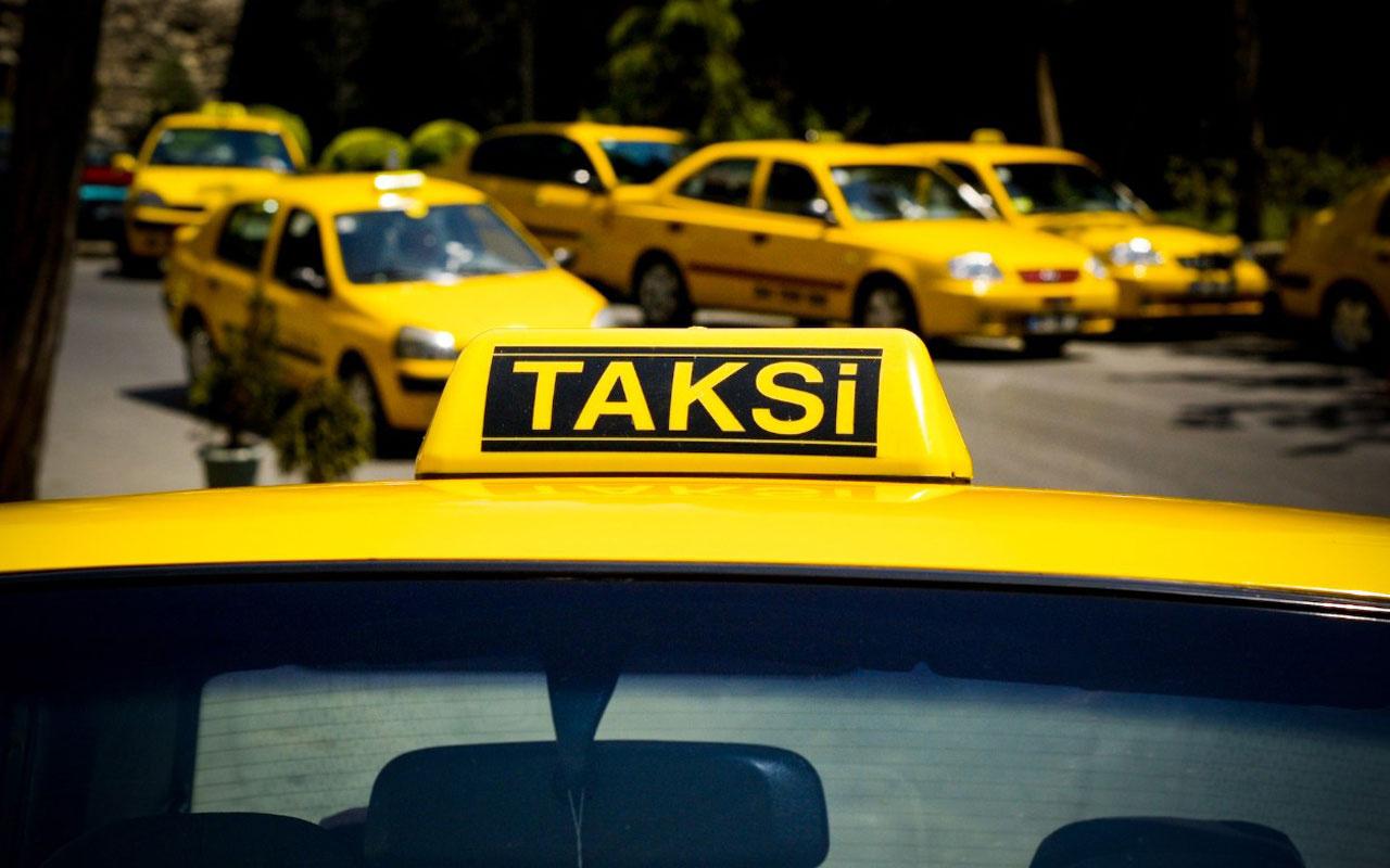 Taksicilerden özeleştiri sicili bozuklar var