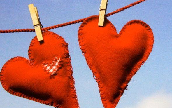 14 Şubat mesajları resimli kısa sevgililer günü sözleri - Sayfa 3