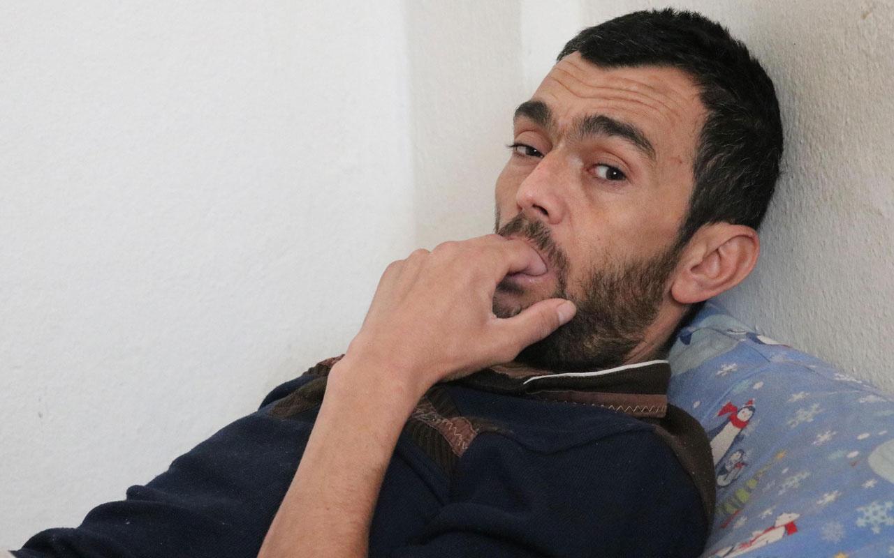 Eli sürekli ağzının içinde doktorlar teşhis koyamadı