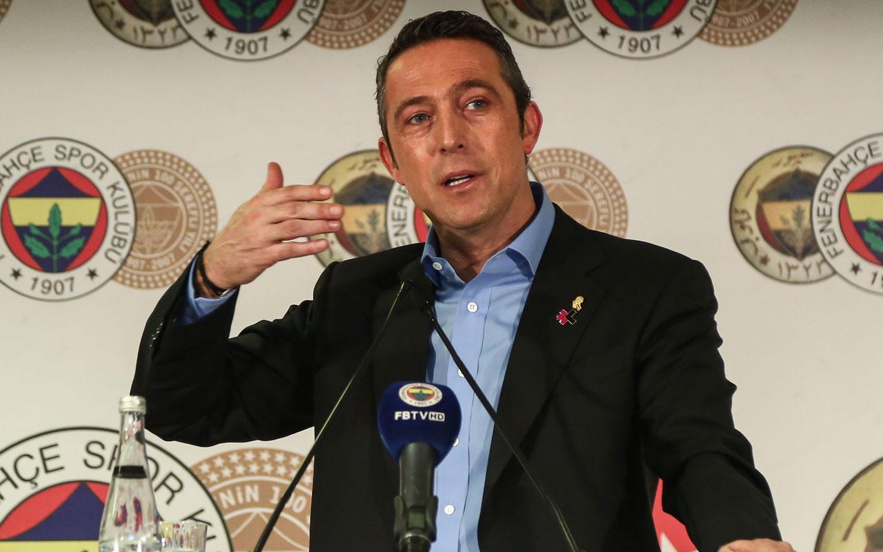 Ali Koç: Yıldırım Demirören göreve devam etmemeli