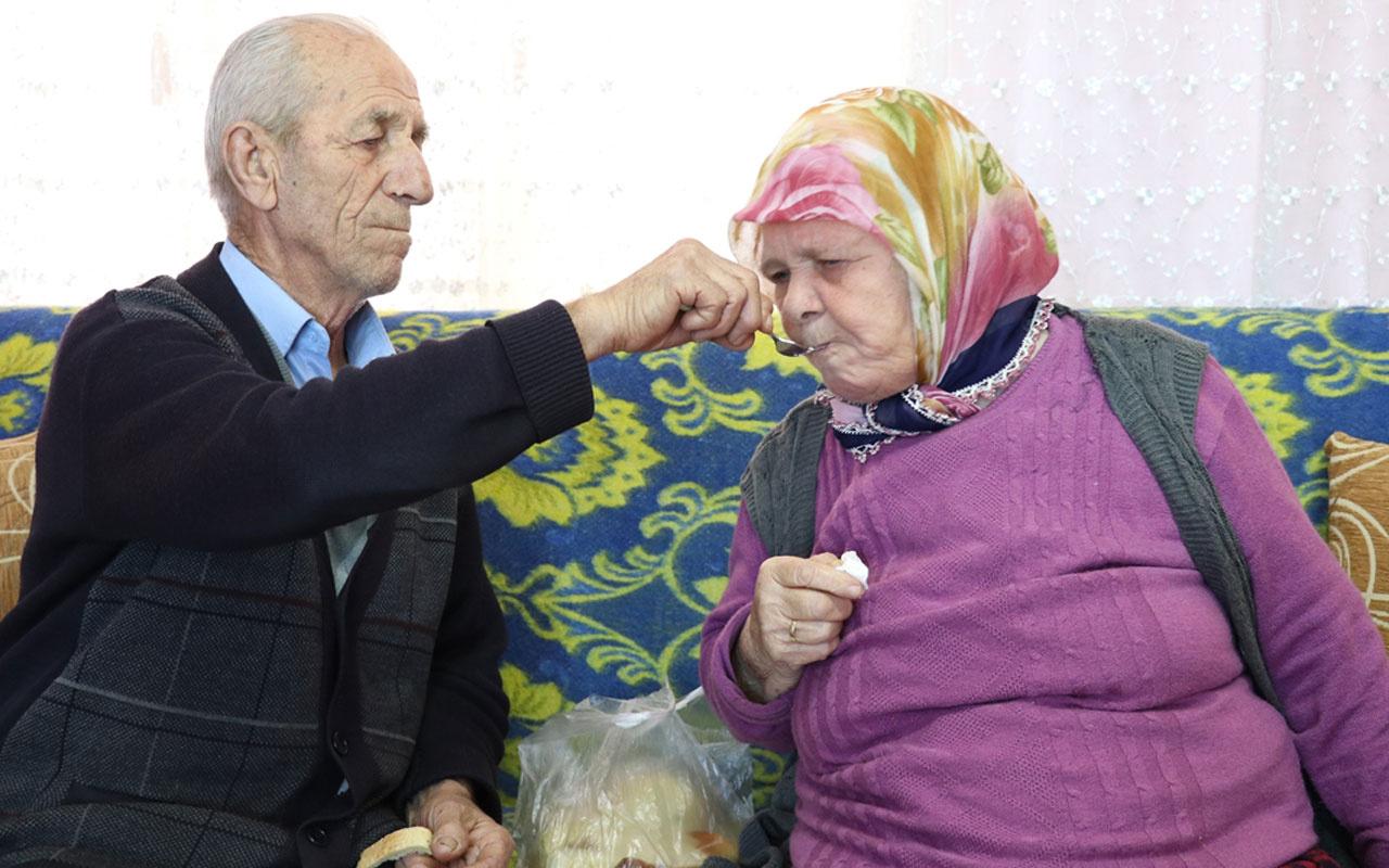 Kırklareli 56 yıllık Demirtaş çiftini konuşuyor