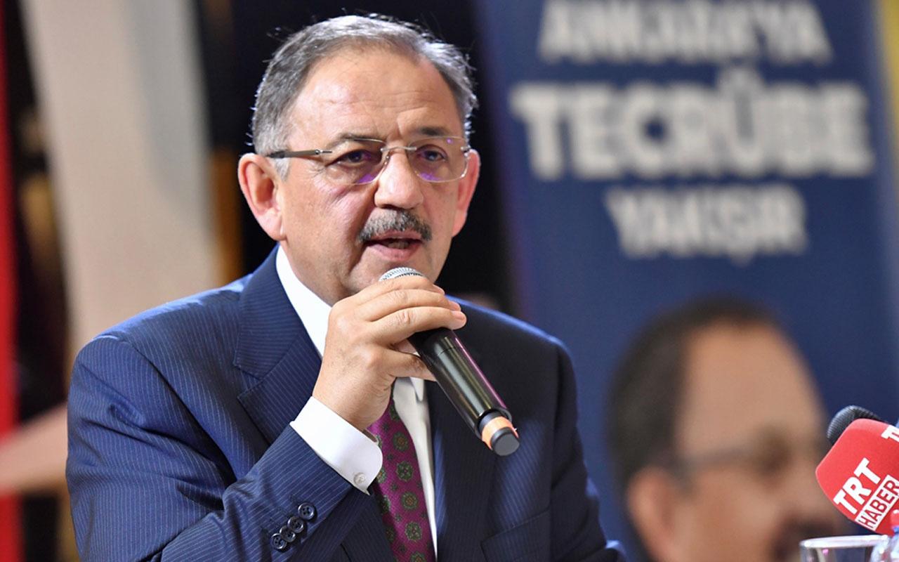 Mehmet Özhaseki, Kılıçdaroğlu'ndan kazandığı tazminat ile döner dağıtacak