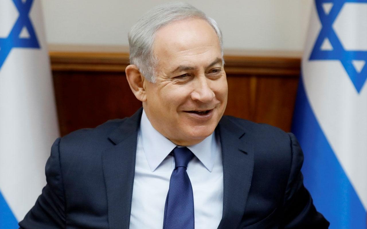 Yemen Dışişleri Bakanı'ndan Netanyahu'ya jest