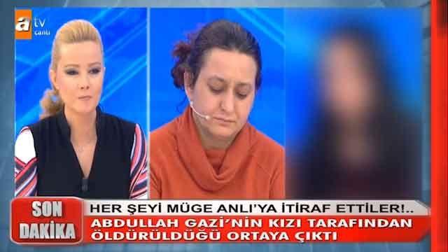 Babasını tandırda yakan kız Müge Anlı'ya cinayetin detaylarını anlattı - Sayfa 5
