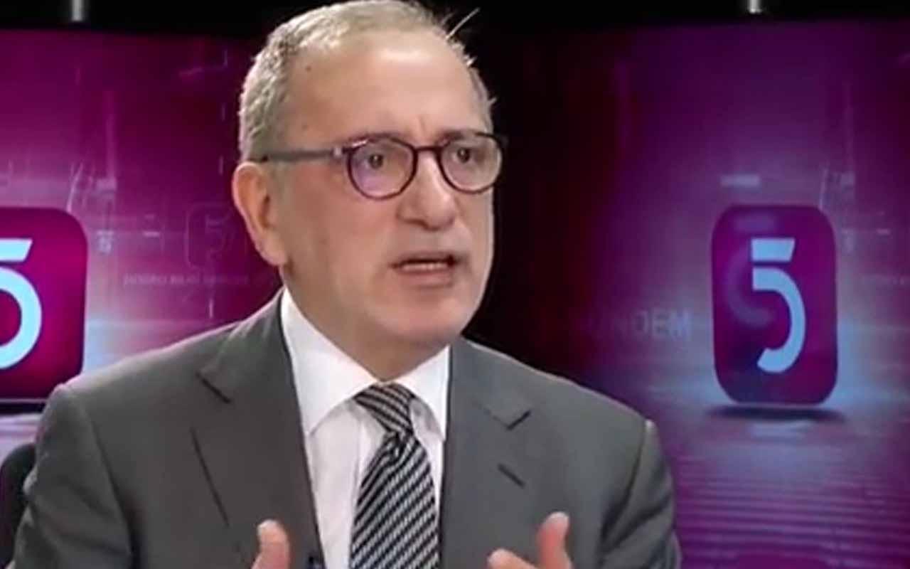 Fatih Altaylı Temel Karamollaoğlu ile ilgili bomba açıklamalar