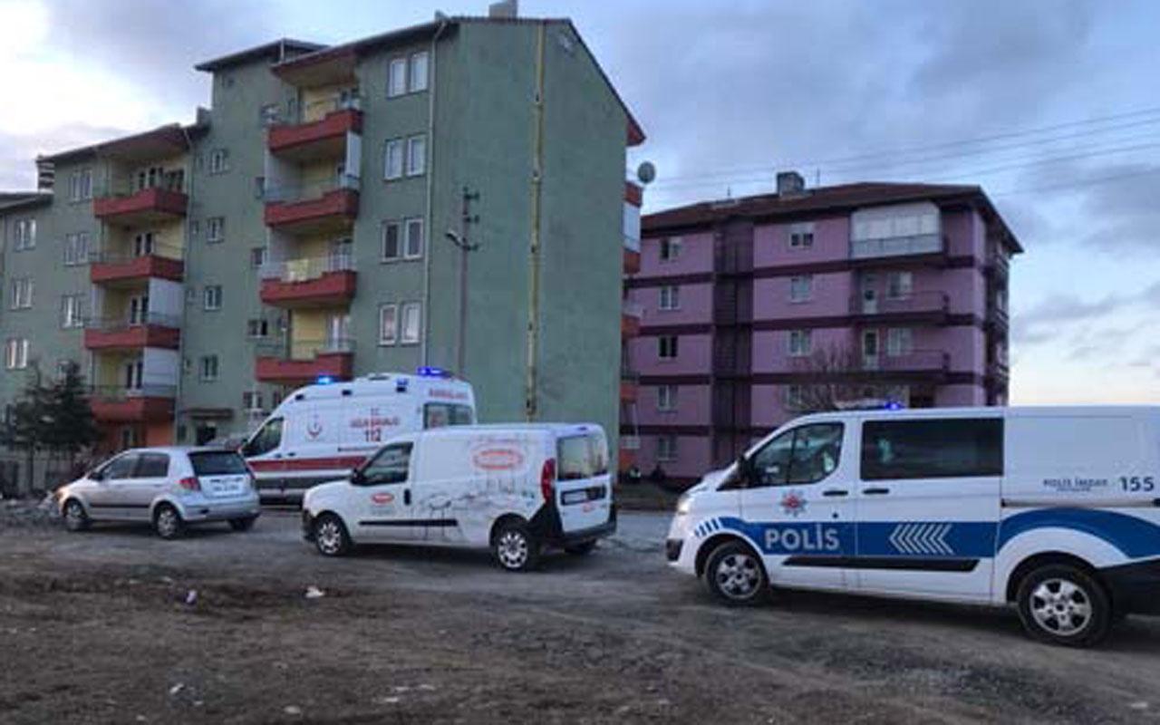 Son dakika Uşak'ta rehin alma olayı bir polis şehit oldu