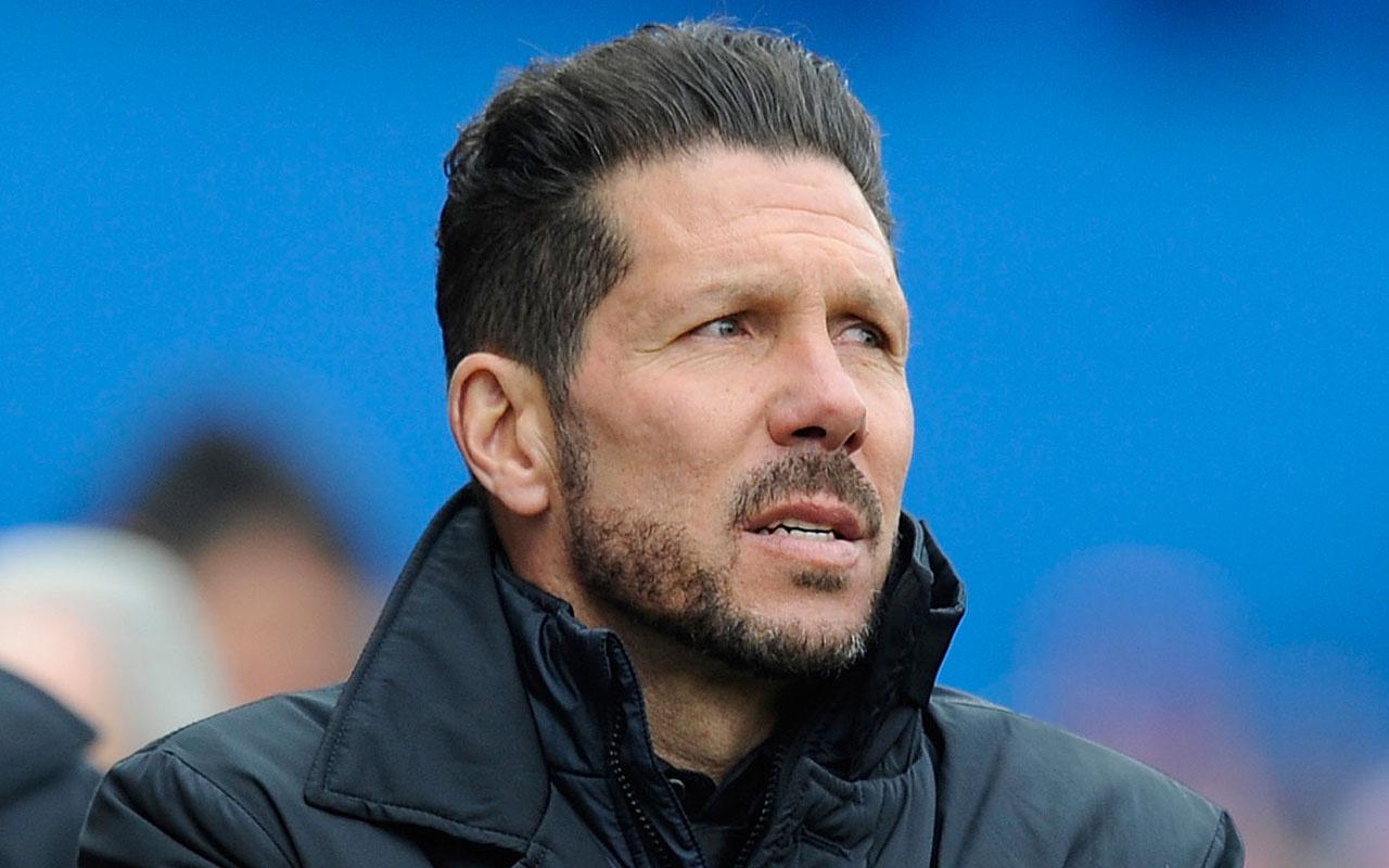 Diego Simeone'nin sözleşmesi 2022'ye kadar uzatıldı