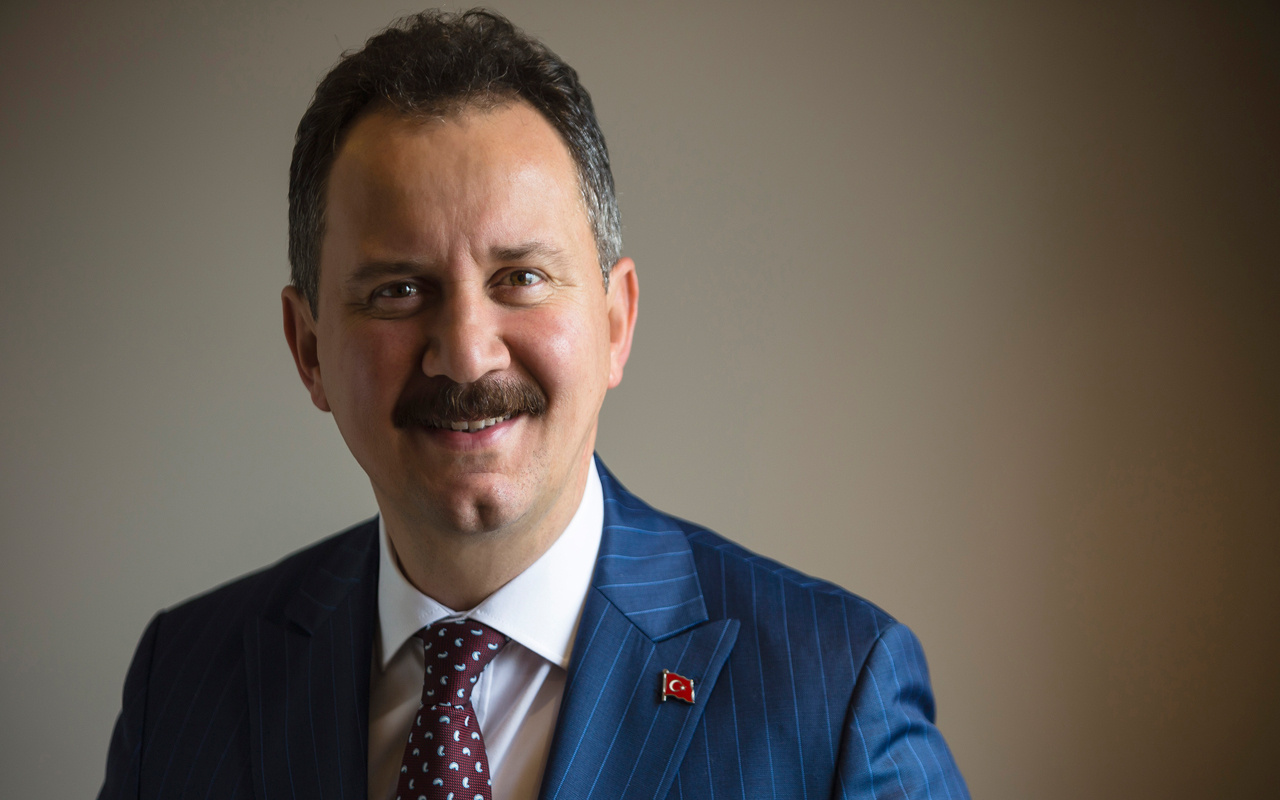 AK Partili Mestan Özcan CHP'nin sloganının sitesini satın aldı!