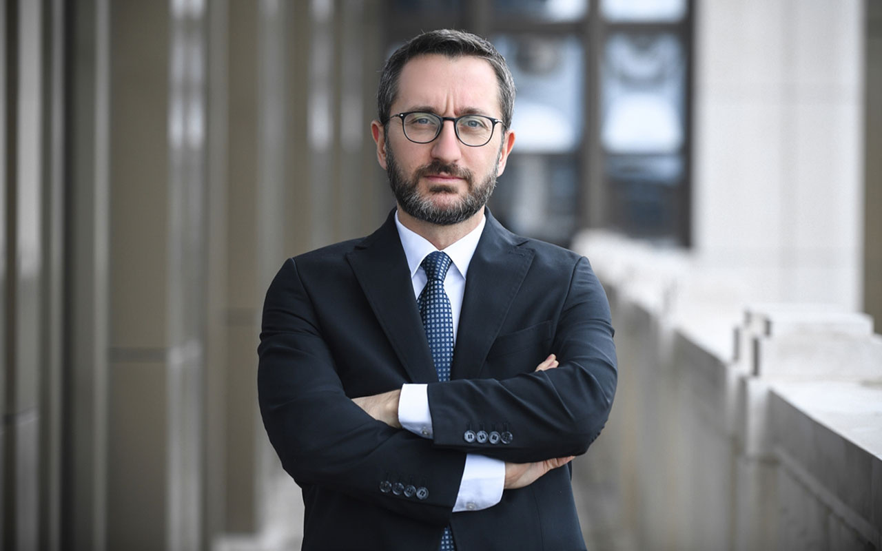 Fahrettin Altun'dan kritik Suriye açıklaması!