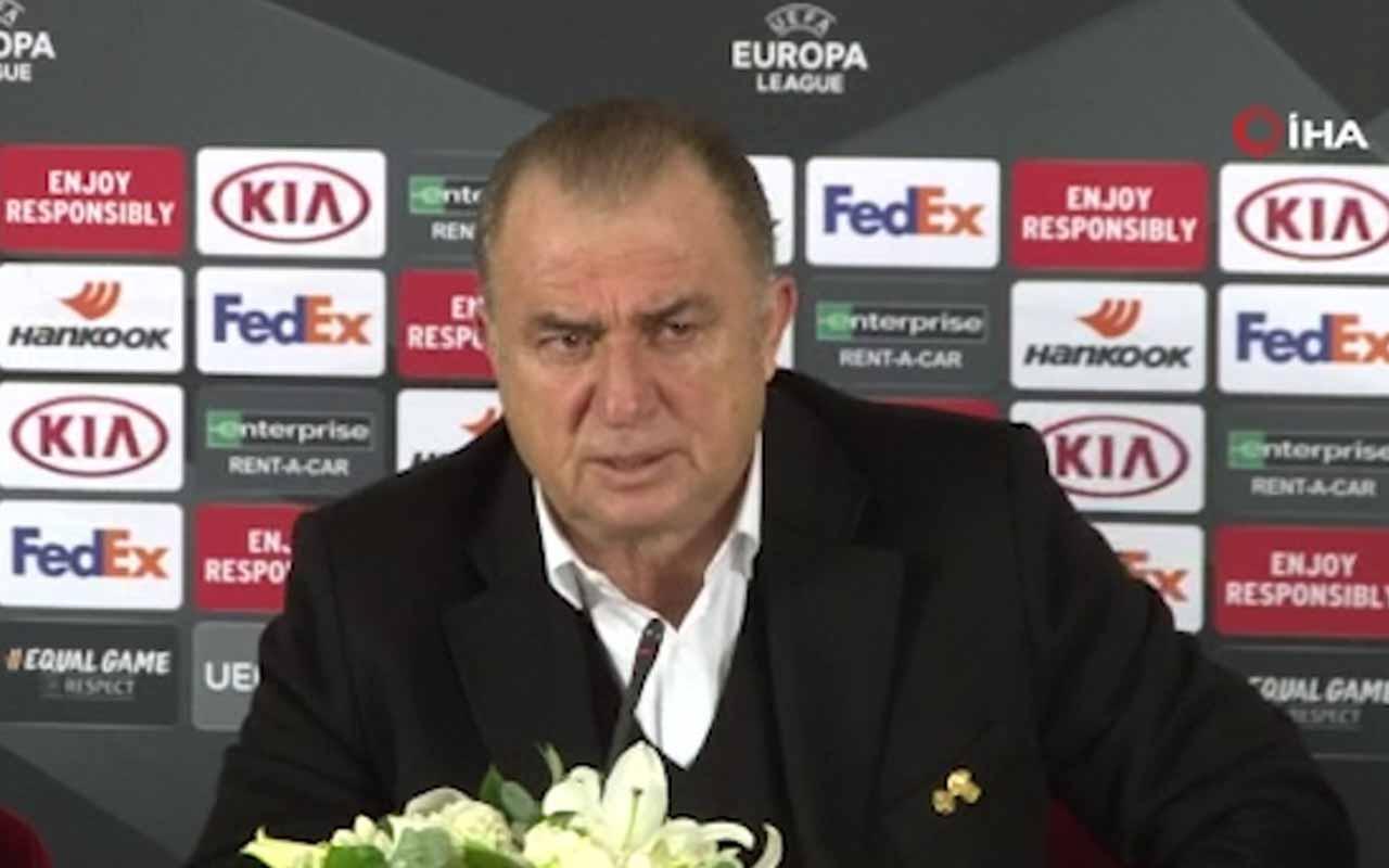 """Terim: """"UEFA, kupasına üvey evlatlık yapıyor"""""""