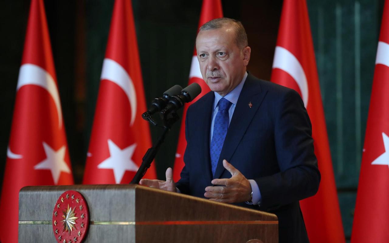 Erdoğan: FETÖ'cülerin bir kısmını paketledik