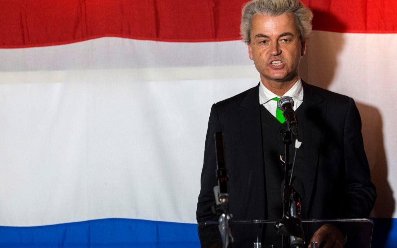 Türk düşmanı Wilders'tan olay teklif!