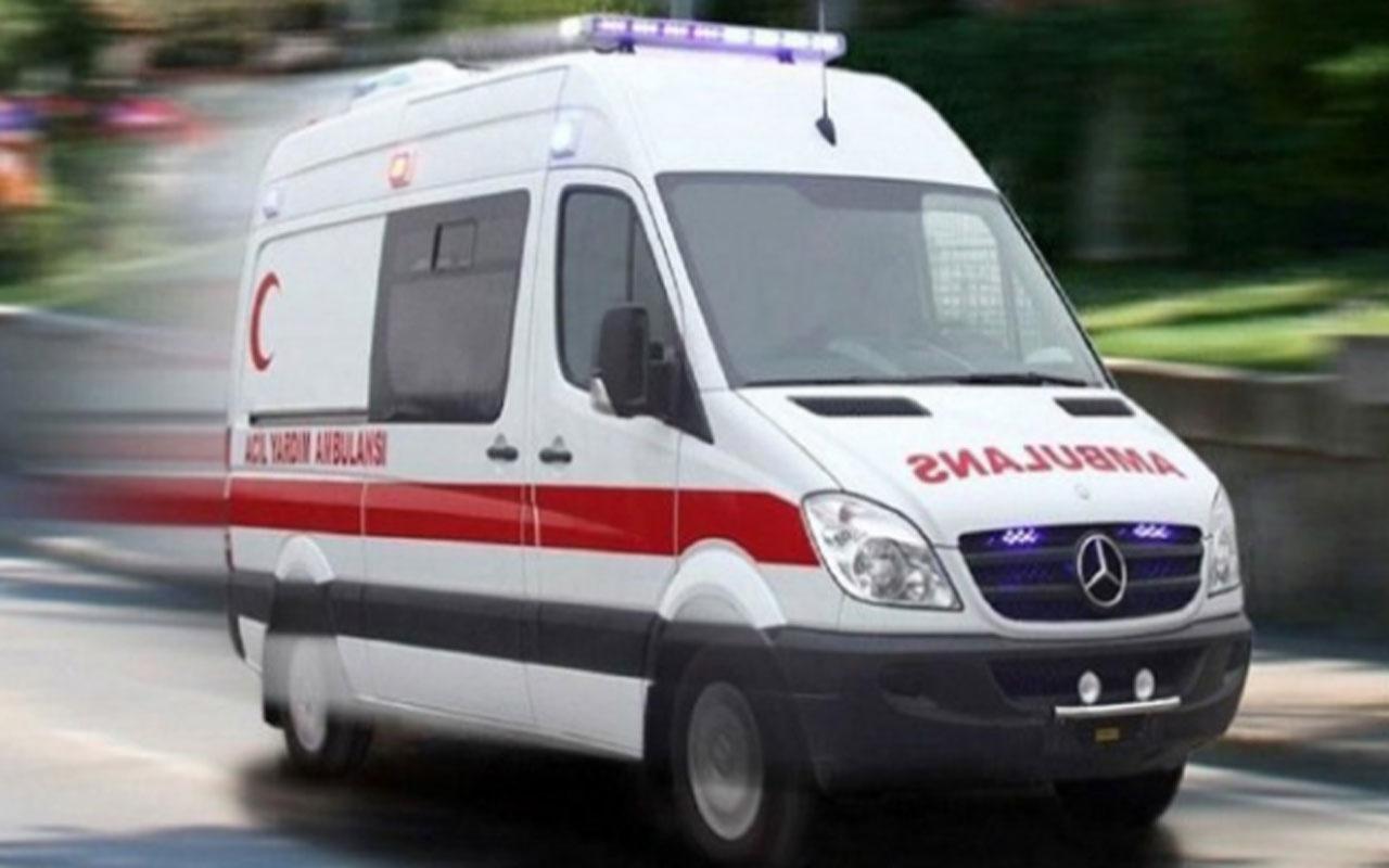 Mardin'in Midyat ilçesinde kaza! 3 kişi öldü 14 kişi yaralandı