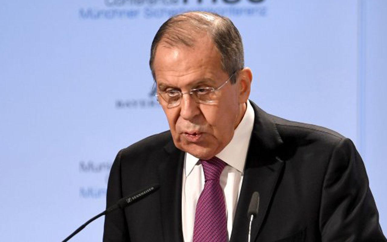 Rusya Dışişleri Bakanı Doğu Akdeniz açıklaması: Biz hazırız!