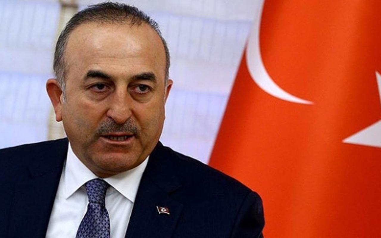 Dışişleri Bakanı Mevlüt Çavuşoğlu'dan ikinci S-400 alırız açıklaması