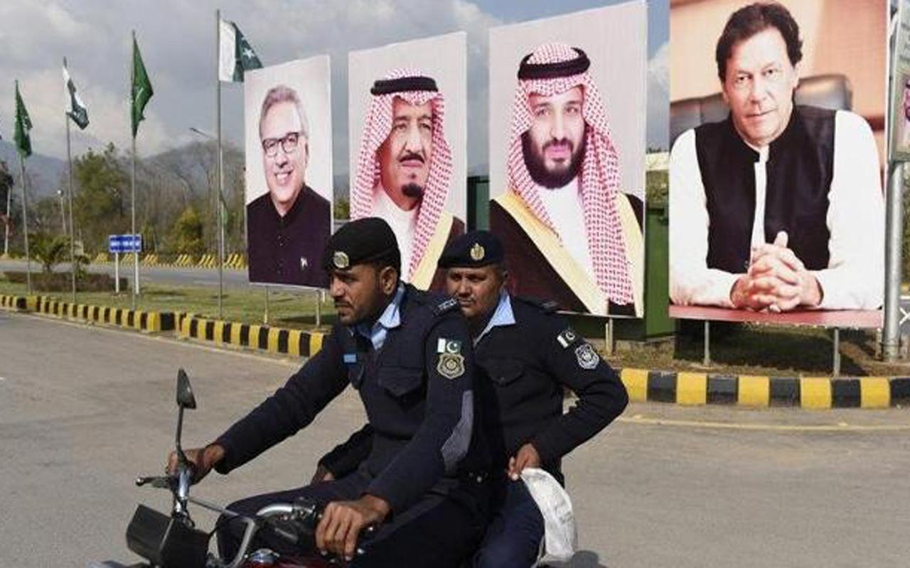 Pakistan Prens Selman için ülkede tatil ilan etti