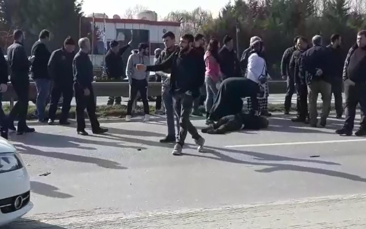 Sakarya'da kaza geçiren yaşlı kadın, kızının çalıştığı hastanede öldü!
