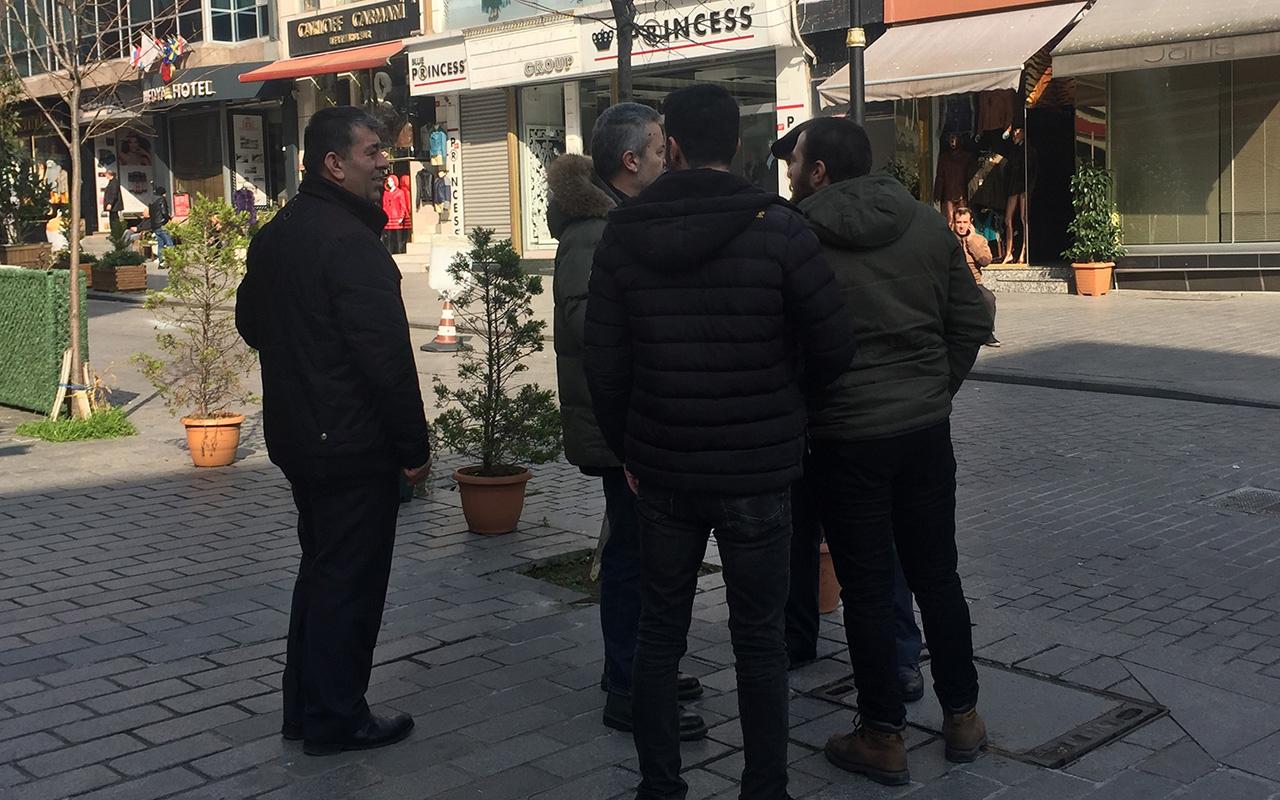 ATM'den para çekmek isteyen Rus turistin 5 bin dolarını çaldılar