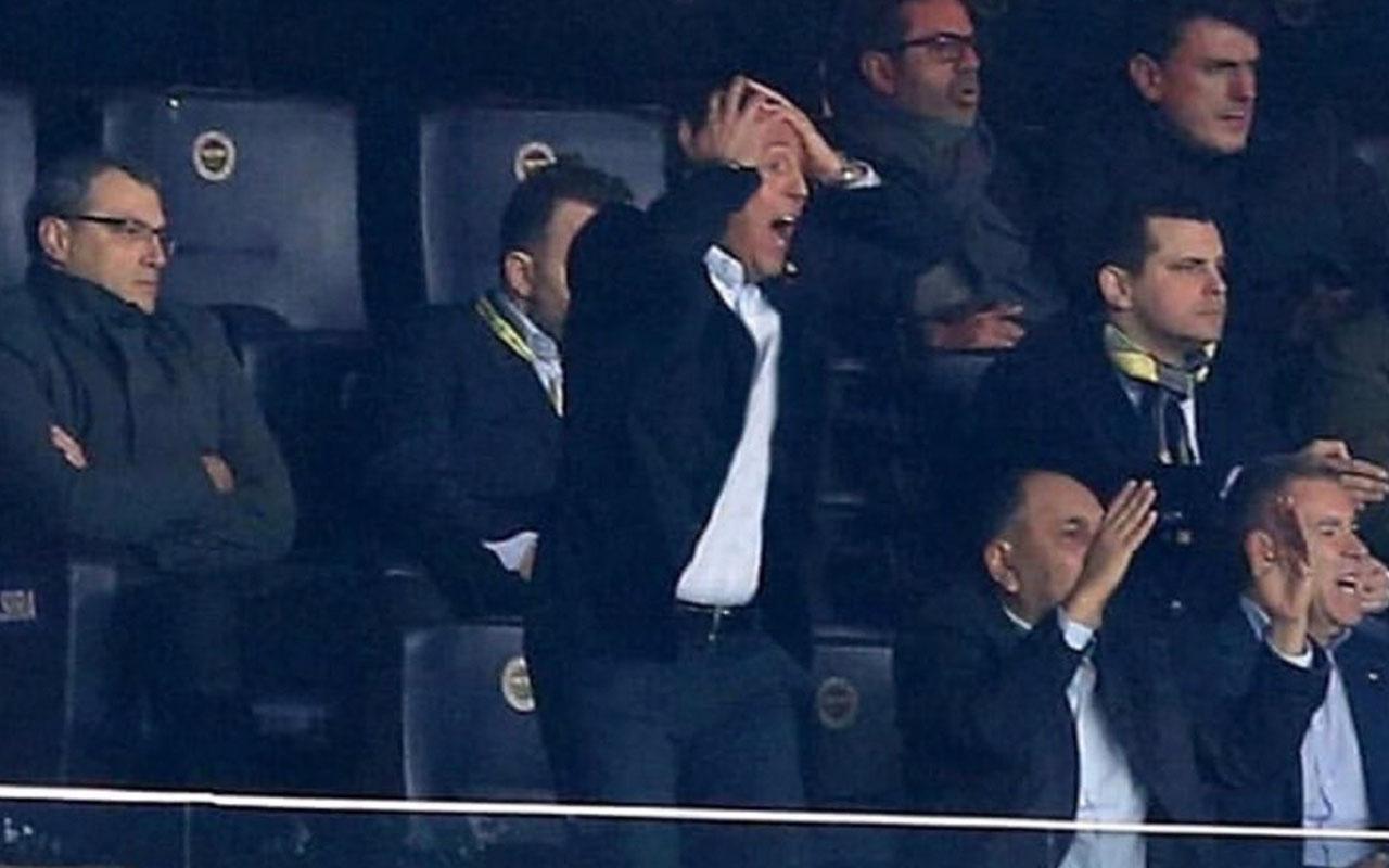 Fenerbahçelileri çıldırtan fotoğraf: Comolli'yi niye kovmuyorsun