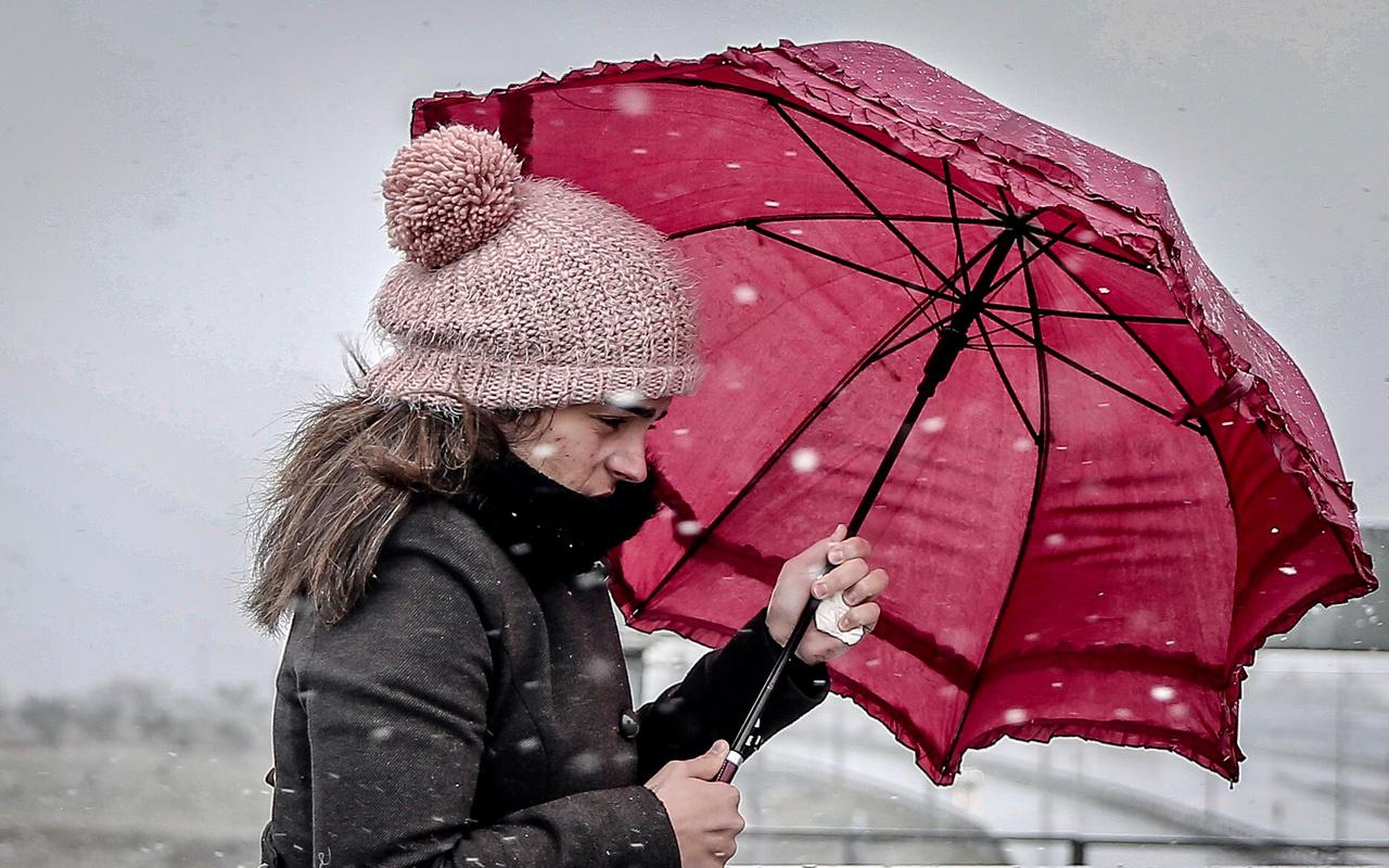 Eskişehir hava durumu kar başladı kaç gün sürecek