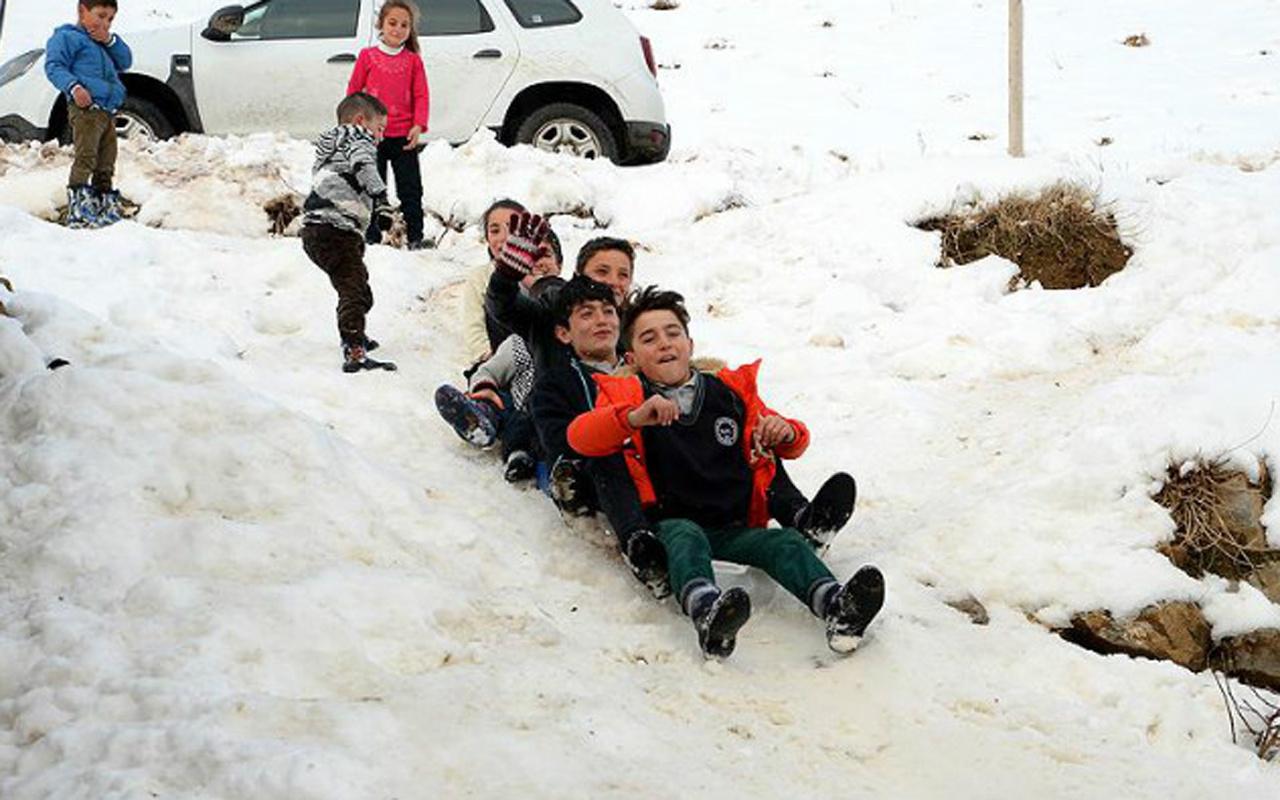 Tokat'ta okullar tatil mi? Valilik açıkladı