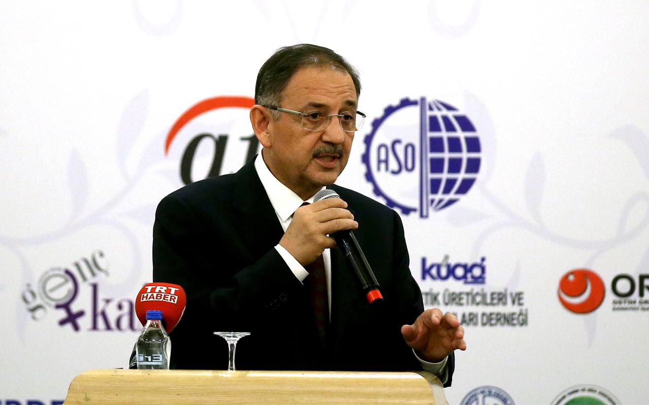 Mehmet Özhaseki'den